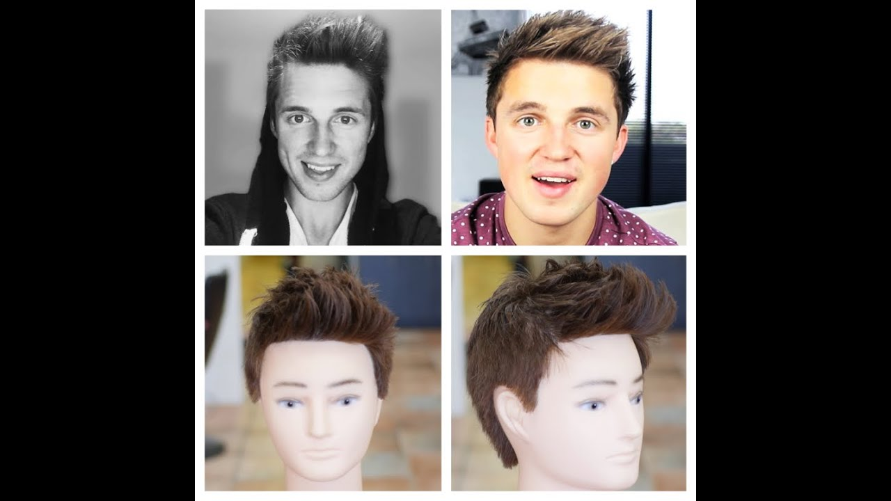Marcus Butler Haircut Tutorial Youtube