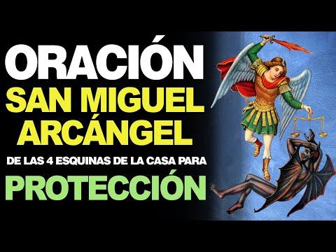 """🙏 Oración para Protección """"4 ESQUINAS DE MI HOGAR"""" a San Miguel Arcángel 🏠"""