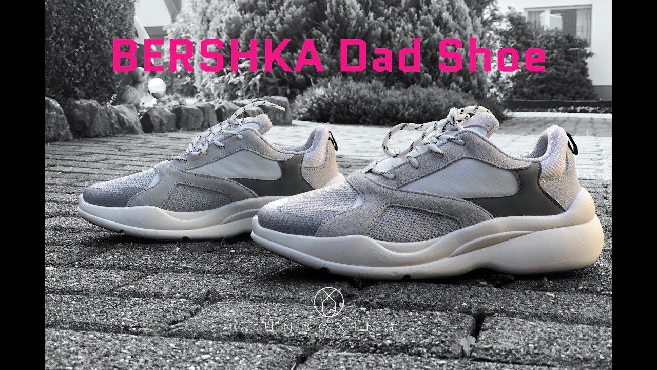 1c400cfd7449 Bershka CHEAP DAD SNEAKER   CHUNKY SHOE  grey