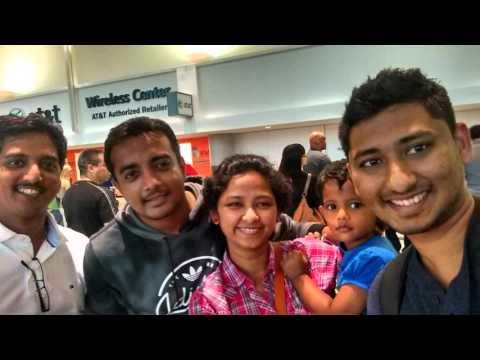 Meet Vikram Karunanithi, a WMU graduate student from India.