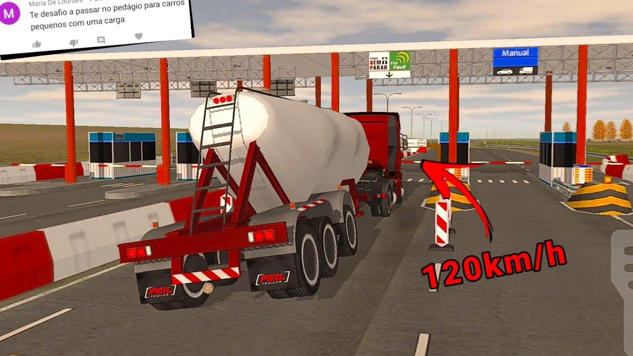 Desafio dos inscritos - Grand Truck Simulator 2 [EP.03]
