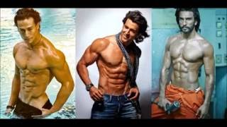 Top 10 Bollywood Actors with Six Pack Abs