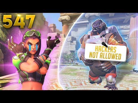 No Hackers Allowed!! | Overwatch Daily Moments Ep.547 (Funny and Random Moments)