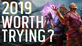 Is Elder Scroll: Legends Worth Trying in 2019? (A Newbie's Impression)