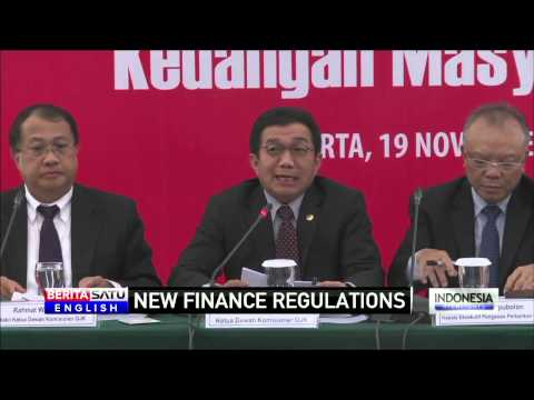 Indonesia's Financial Services Authority Issues New Regulations Aimed at Strengthening Markets