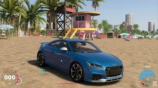 The Crew 2 - Exploring Miami - Gameplay PS4 (1080p60fps)