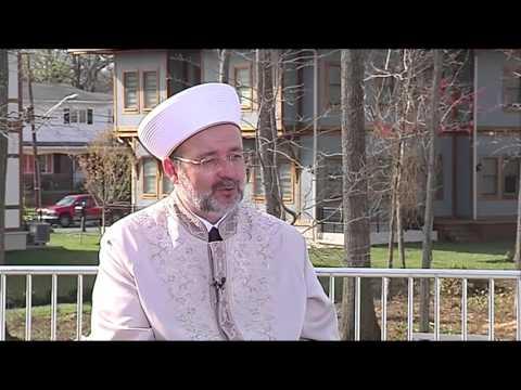ABD'deki Müslümanlara 3 Dilde Seslendi