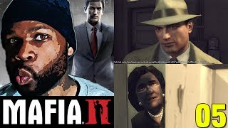 Mafia 2 Gameplay Walkthrough - Part 5 - THE POLICE STATION (PS3/Xbox 360/PC)