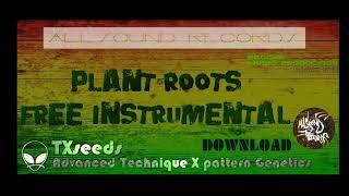 FREE REGGAE INSTRUMENTAL /PLANT ROOTS / DOWNLOAD (2021)