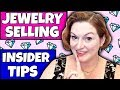 Jewelry Selling Insider Secrets - How to Sell Jewelry Online Ebay Etsy and Poshmark