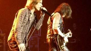 Joe Perry Project Aerosmith Train Kept A Rollin Biloxi,MS 3/26/10