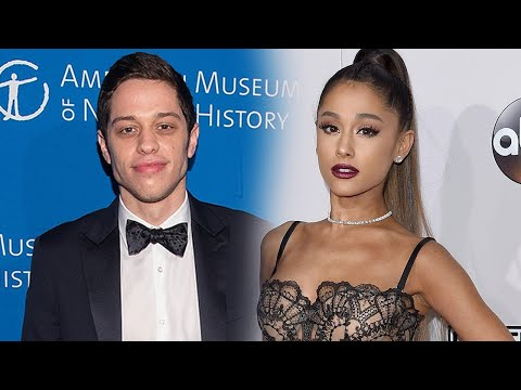 Cover Lagu How Pete Davidson's Exes Are Reacting to His Whirlwind Engagement to Ariana Grande STAFABAND