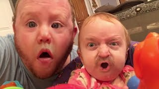 CREEPIEST FACE SWAP EVER!!! | Woodsie has gone too far