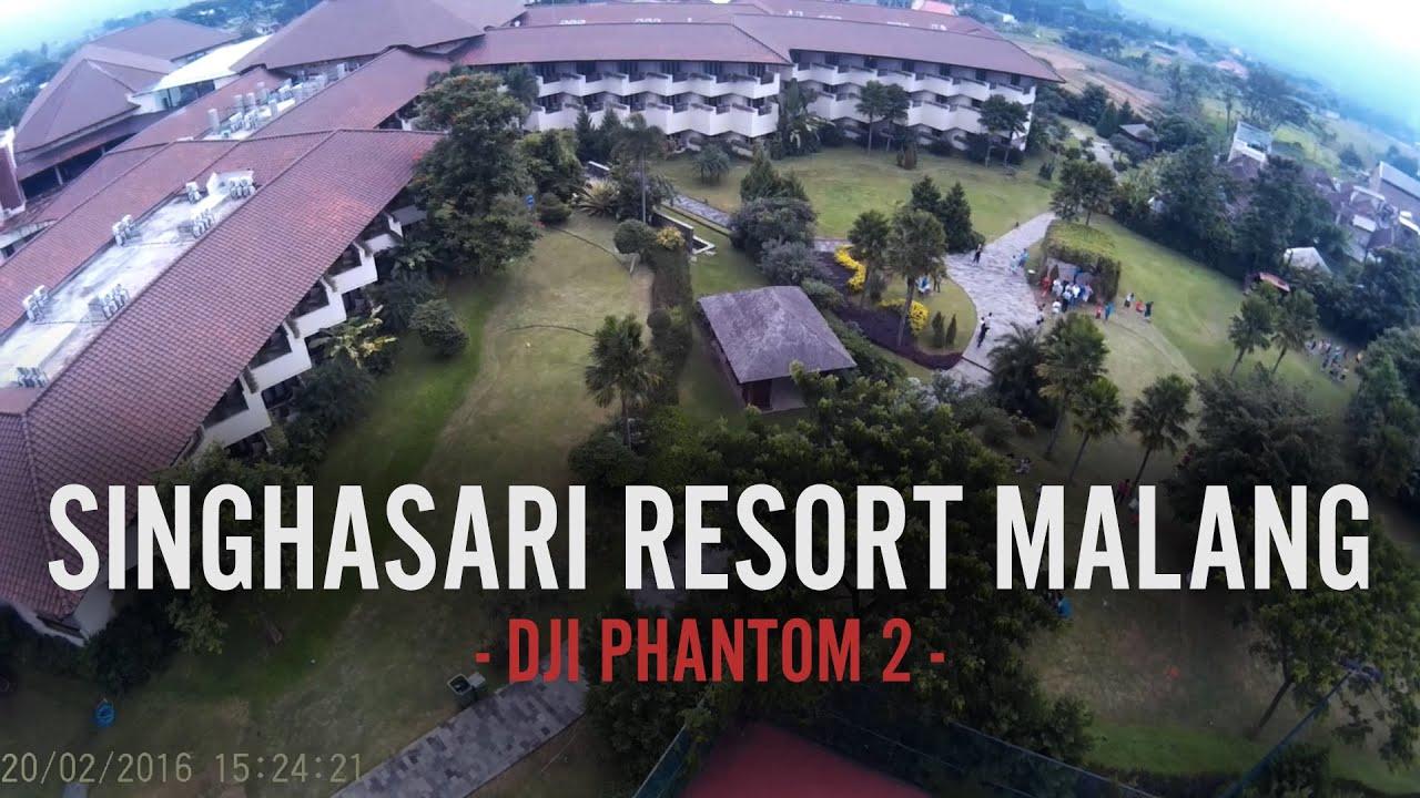 Singhasari Resort Batu Malang Dji Phantom 2 Youtube