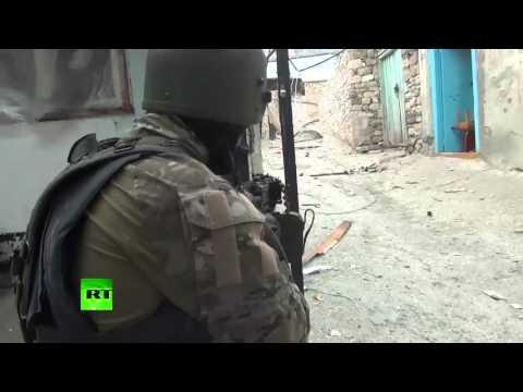 Трое боевиков ликвидированы