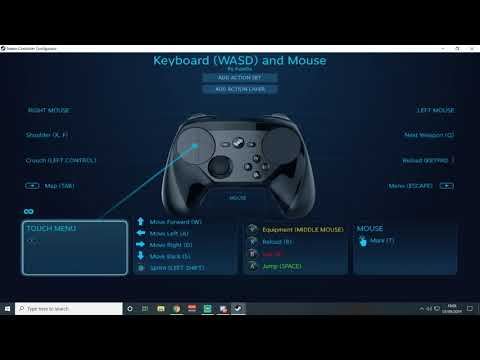 How To Use Steam Controller With WWZ (Epic Games)
