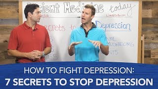 How To Fight Depression 7 Secrets To Stop Depression