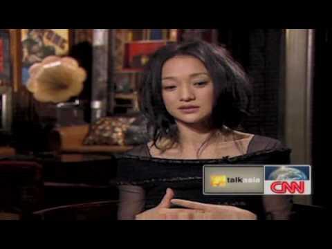 Zhou Xun on CNN's chat show, Talk Asia (part 1) streaming vf