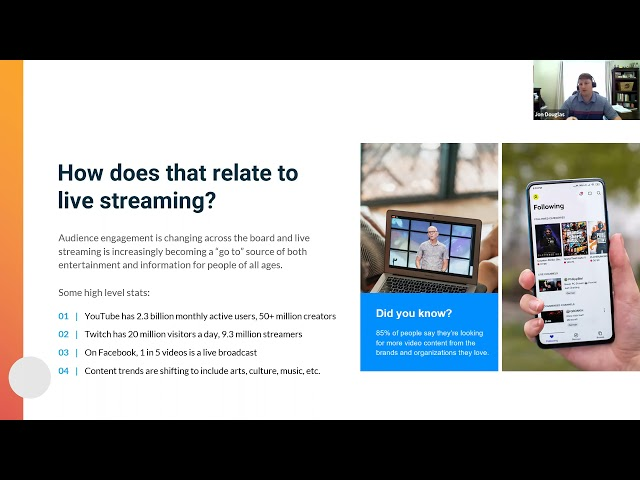 Lessons From Launching a Livestream Fundraising Program