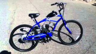 Properly Breaking in a New  Motorized Bicycle by U-MOTO Motorized Bicycles