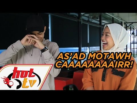 As'ad Motawh cair dengan pick up line Sara!