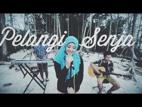 Stacy - Pelangi Senja (Syed Faeez & Amer AlAsraf ft. Farah Nazirah Cover) HD