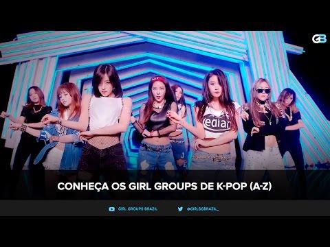 [GUIA] Conheça os Girl Groups de K-Pop (A-Z)