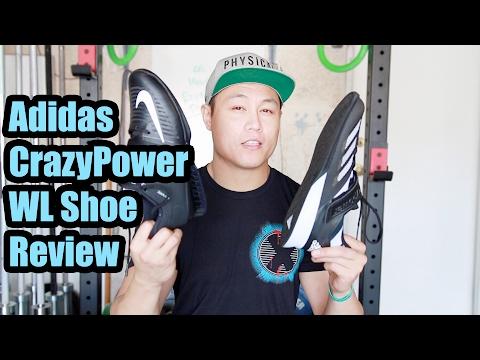 adidas Mens Crazy Power Lifting Shoes Shoes & Handbags
