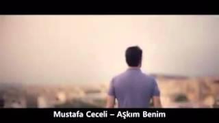ترجمة اغنية مصطفى جيجلي الجديدة حبي انا حصريًا - mustafa ceceli Aşkım benim lyrics