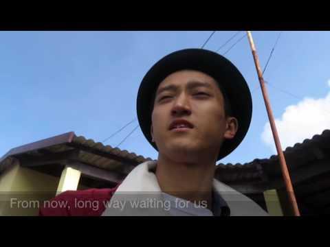 Dancer × Backpacker Shimon Owaki , World travel ② in Antigua/ Guatemala (HD)