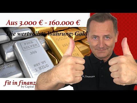 Aus 3.000 € - 160.000 € machen?