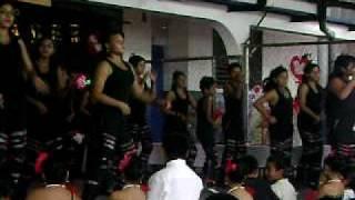 Danza Moderna Dario Gonzalez 2010