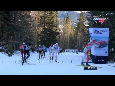 Cross-Country Skiing World Cup - 2012-12-13, Canmore, 15 km C Masstart
