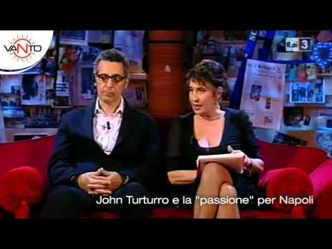 JOHN TURTURRO e la passione per Napoli