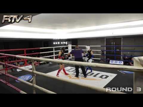 RTV 4 - Fema Java Sport Club VS Angie Zealot Muaythai