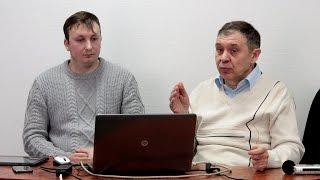 InfoPlus: Презентація системи електронного голосування АСКОД для Броварської міськради
