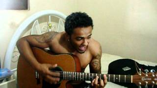 Alyson Gonçalves- TEMA DE ROCKY BALBOA - VIOLÃO SOLO C/ BEAT BOX DE RAFAEL BORGES ( RAMIREZ )