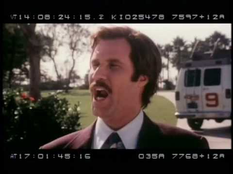 Anchorman--Outtakes