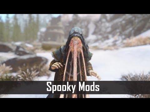 Skyrim: 5 Spooky and Scary Mods for The Elder Scrolls 5 (Skyrim SE PC/Xbox One mods)