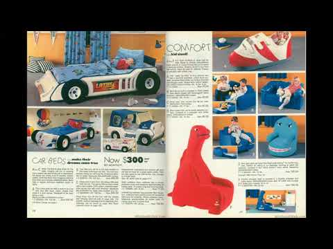 A Nostalgic Christmas 2017: 1989 Sears Wishbook