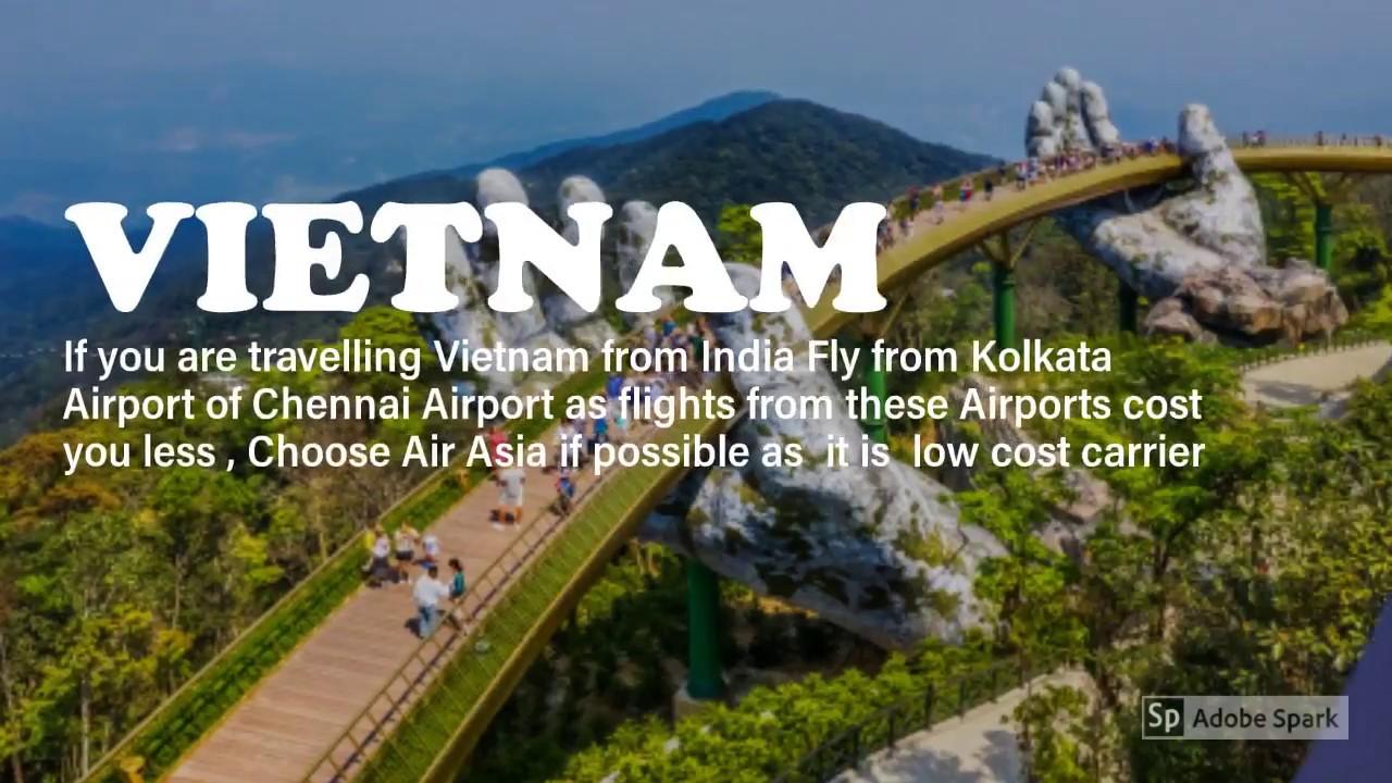 Low Budget Travel 3 Countries Malaysia Vietnam Singapore Youtube