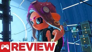 Splatoon 2: Octo Expansion DLC Review (Video Game Video Review)