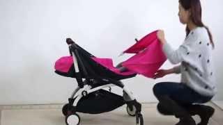 Новинка! Детская коляска BABYZEN YOYO 0+(, 2014-03-24T11:31:20.000Z)