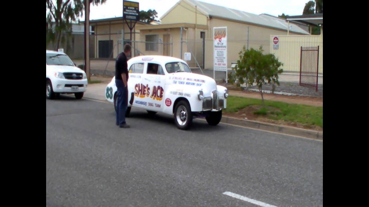 FX Holden Drag Car \