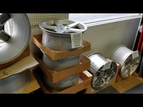 Stoudt Parts Auction Video