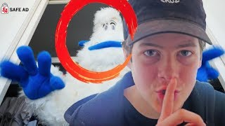 I spent 24 hours with a YETI in my house!