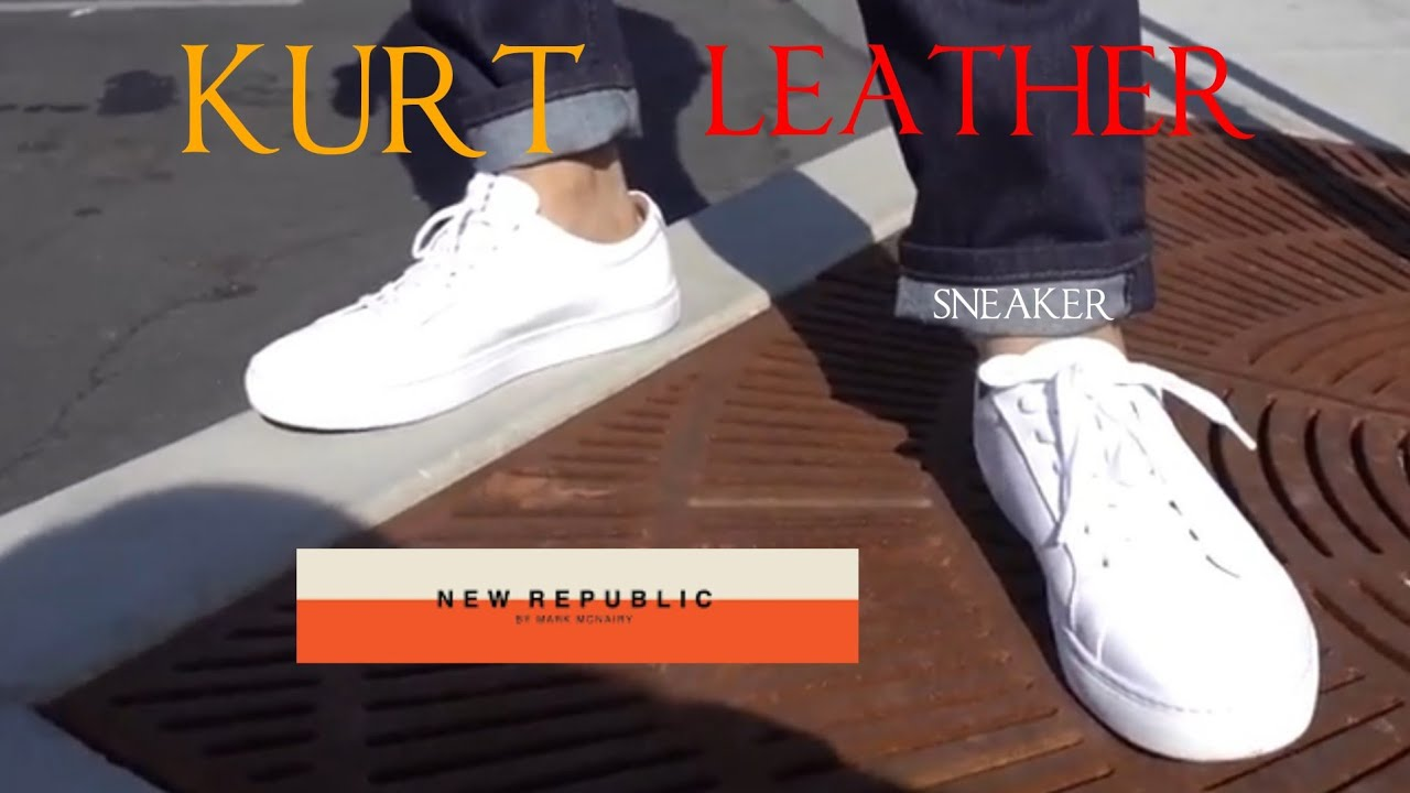 New Republic Kurt Sneaker RVIEWED - YouTube