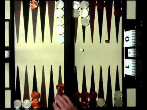 Len Jones v Sean Thomas Backgammon Christmas Cup Final Match 09 01 16