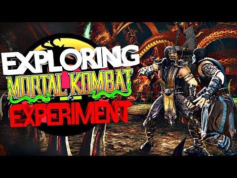 Exploring All MORTAL KOMBAT Games! - Hidden Camera Exploration (Inaccessible Areas & Glitches) thumbnail