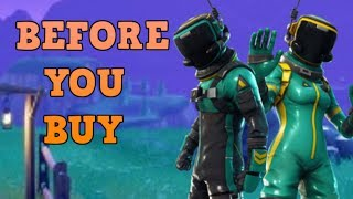Toxic Trooper| Hazard Agent| Autocleave - Before You Buy - Fortnite Skins